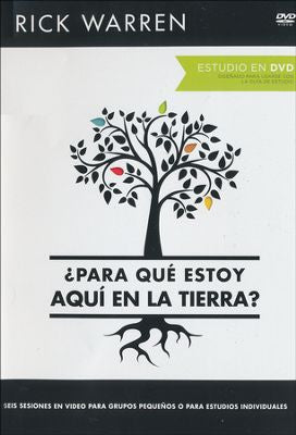 ¿Para Qué Estoy Aquí en la Tierra? (What On Earth Am I Here For?) DVD - Spanish