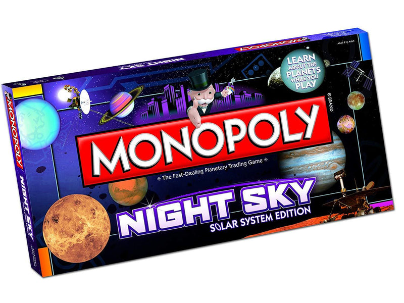 Night Sky Monopoly