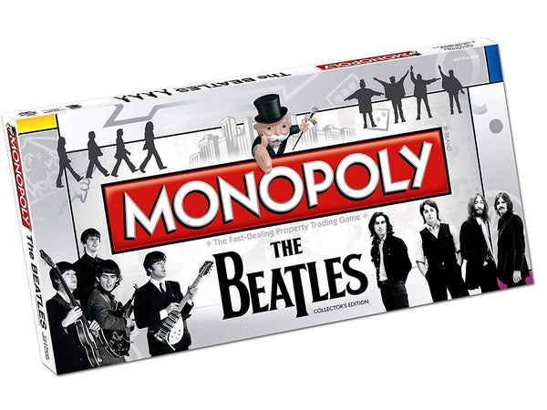The Beatles Monopoly Collectors Edition