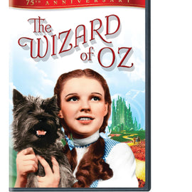 The Wizard of Oz: 75th Anniversary Edition - DVD - Judy Garland