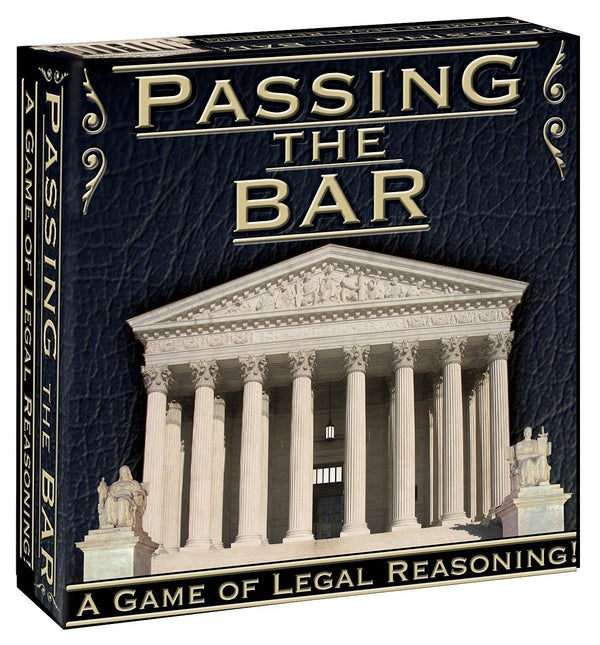 Passing The Bar Board Game
