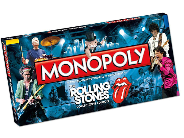The Rolling Stones Monopoly Game