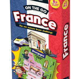 Brainbox - On The Go France - Game