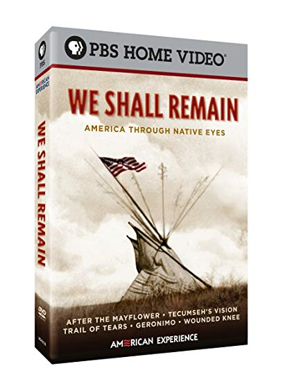 We Shall Remain: America Through Native Eyes DVD's