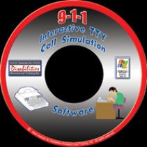 9-1-1 Interactive TTY Call Simulation Software