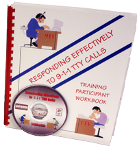 Responding Effectively to 9-1-1 TTY Calls – Workbooks