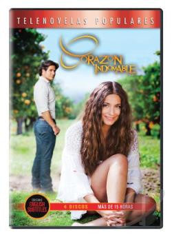 Corazon Indomable DVD