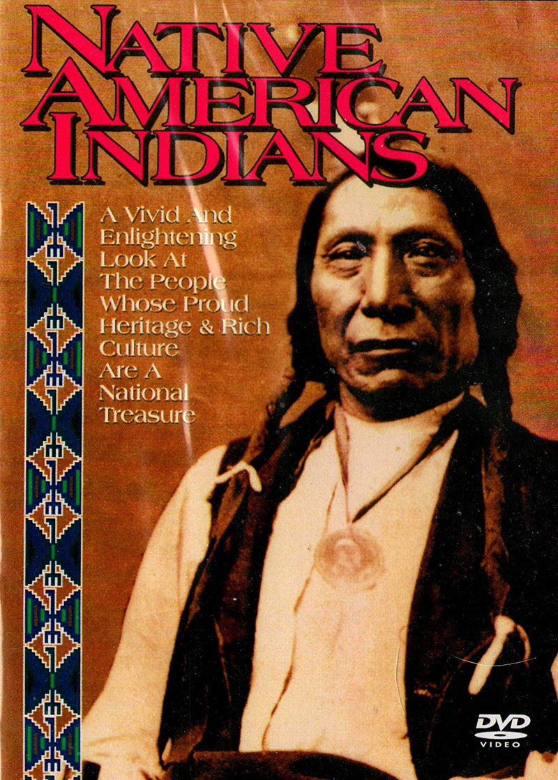 Indians of the Southwest DVD