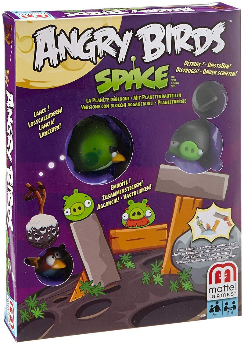 Angry Birds Space Board Game Planet Block
