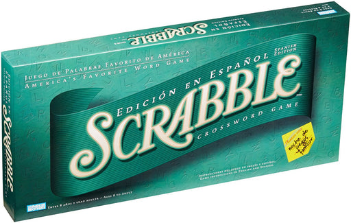 Scrabble Spanish - Teacher In Spanish