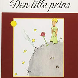 Danish The Little Prince by Antoine de Saint-Exupéry