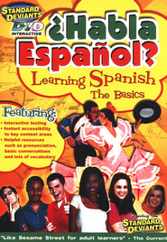 Habla Espanol? The Basics Spanish 1, DVD