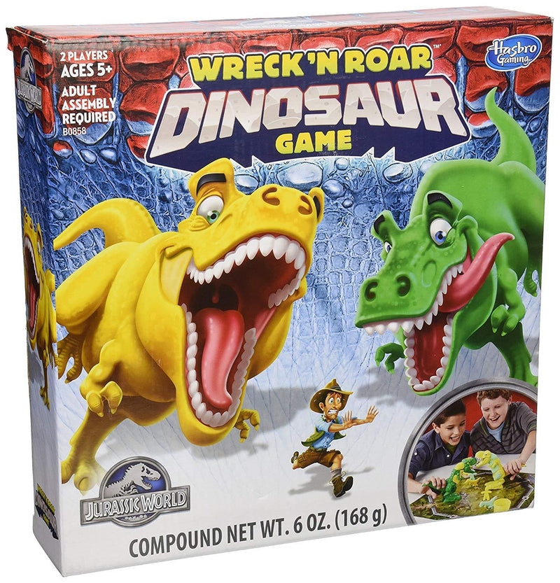 Jurassic World Wreck N Roar Dinosaur Game