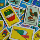 Loteria Mexicana Family Set of 20 Boards and Cards - Teacher In Spanish