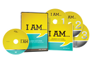 I Am - Joel Osteen - 3 CDs & 1 DVD: 31-Day Devotional & Devotional Booklet!