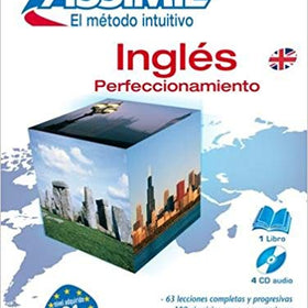 Assimil Ingles perfeccionamiento ; Advanced English for Spanish speakers book