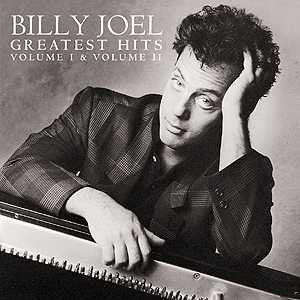 Billy Joel Greatest Hits LP Vinyl Record VG+