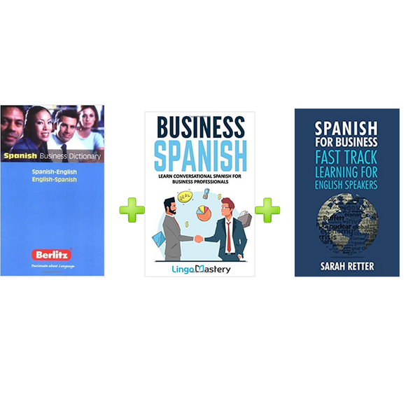 Spanish for Business Book Bundle