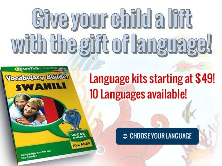Children's Starter Language Bundle