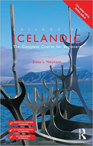 Colloquial Icelandic Book with 2 CD's