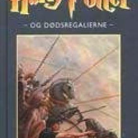 Danish Harry Potter og dodsregalierne-  Deathly Hollows