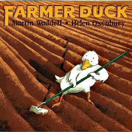Farmer Duck Bilingual Book, 20 languages to choose from
