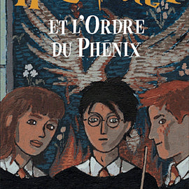 Harry Potter Deluxe Gift Set French
