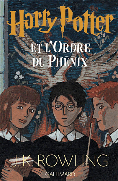 Harry Potter French à l'école des sorciers