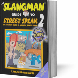 Street Speak Slang Bundle Book 3 with audio