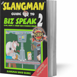 Biz Speak ESL Book 2 with optional audio