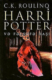 Harry Potter and the Philosopher Stone Azeri