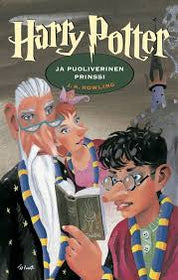 Harry Potter ja puoliverinen prinssi (Finnish Edition of Harry potter and Half Blood prince)