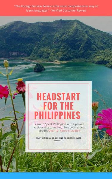 Head Start to Learn Tagalog (Philippine Headstart)