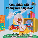 I Love to Keep My Room Clean (Vietnamese Language Book for Kids)