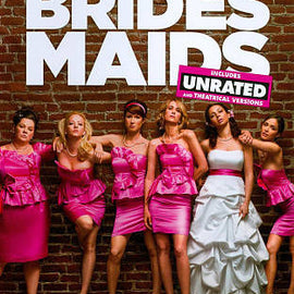 Bridesmaids - DVD, 2011, Unrated/Rated, Kristen Wiig