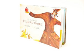 L'elisir d'amore - The Elixir of Love - Italian