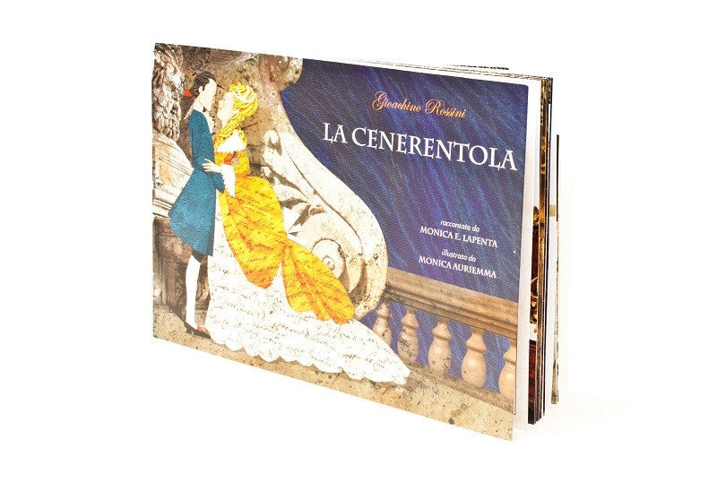 La Cenerentola - Cinderella in German