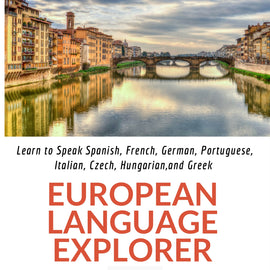 European Language Explorer  Spanish, French Italian, Hungarian, Czech, Portuguese, German