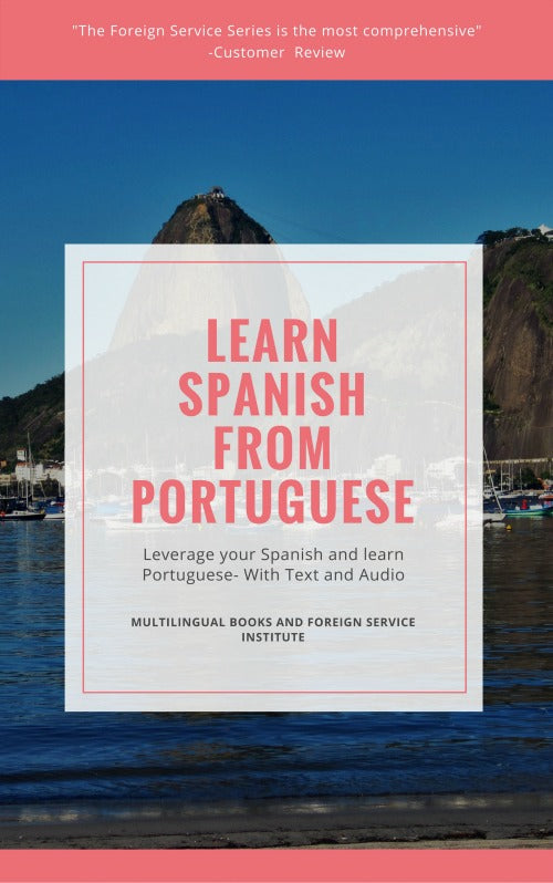 Foreign Service Method From Spanish to Portuguese Download or free Shipping