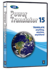 Power Translator English, French, German, Italian, Portuguese, Russian and Spanish.