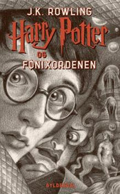 Danish Harry Potter Og Fonixordenen -