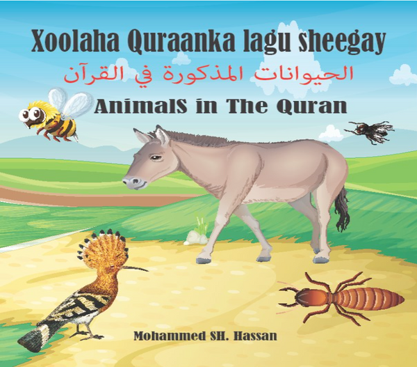 Xoolaha Quraanka lags sheehan - Animals in The Quran With Flashcards