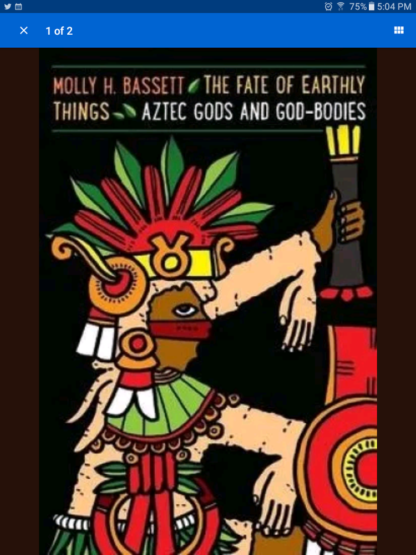 Aztec gods and bodies