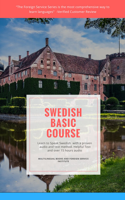 Foreign Service Method Swedish Basic Course