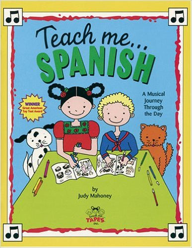 Teach Me (Spanish), Children's Course