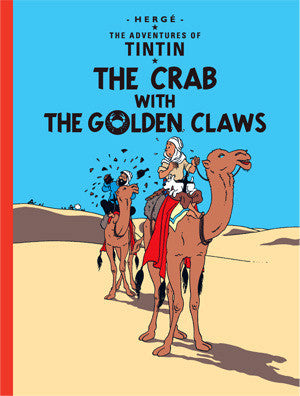 The Crab with the Golden Claws, Tin Tin Arabic
