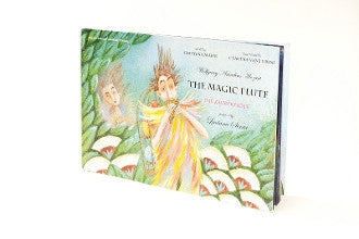 THE MAGIC FLUTE in English