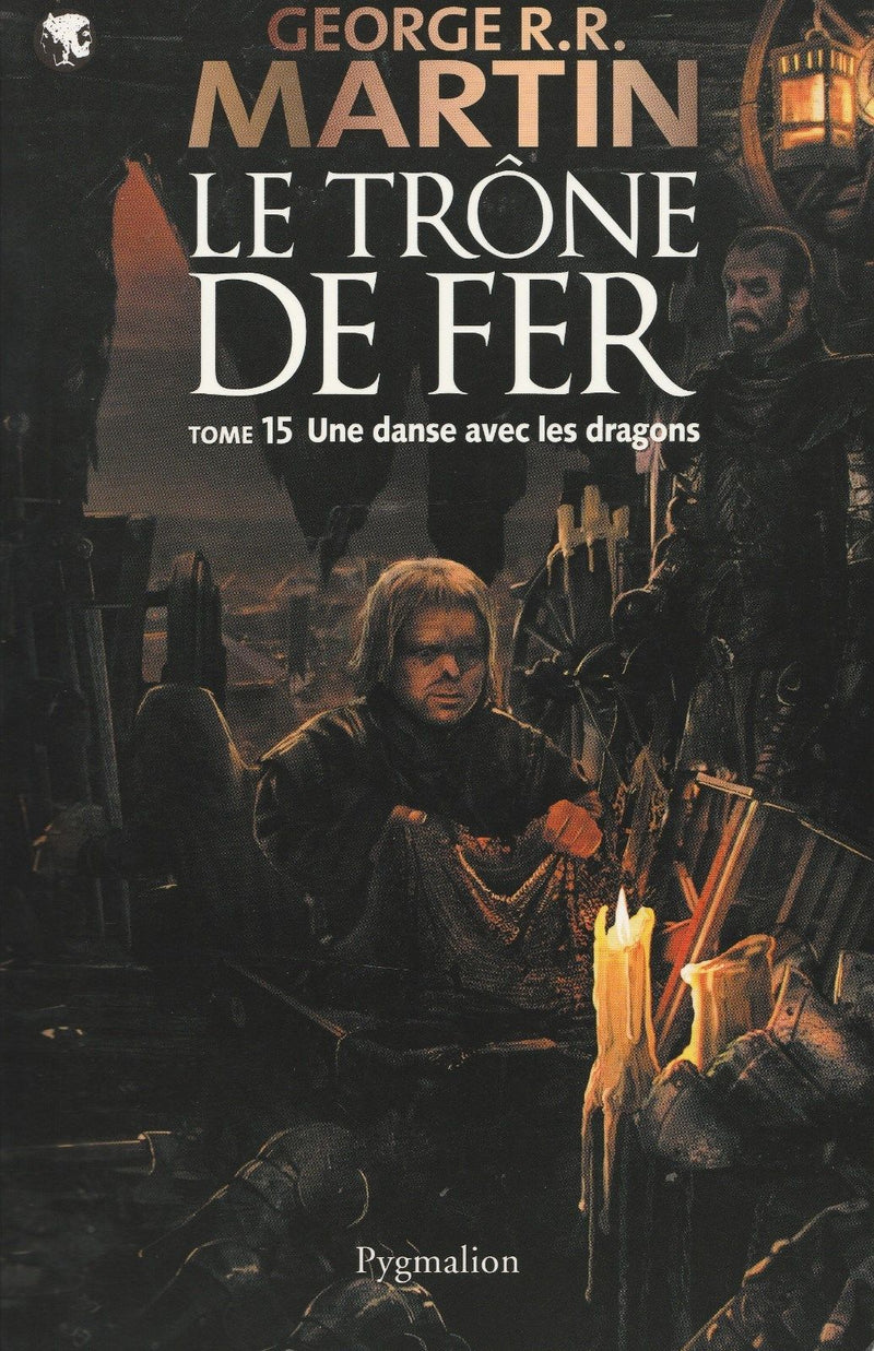 Game of Thrones French Book Une Danse avec les Dragons by George R. R. Martin