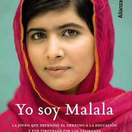 I Am Malala Book in Spanish Yo soy Malala