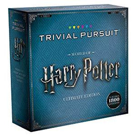 Harry Potter Ultimate Trivial Pursuit Game